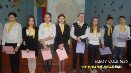 Cбор  ДОО учащихся 6,7 классов