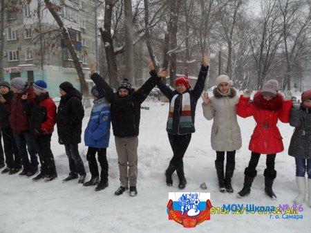 Кросс  Дедов Морозов