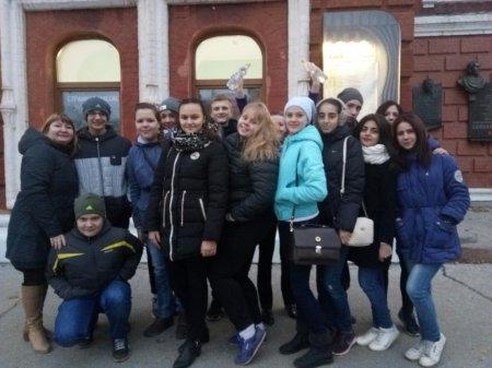 Спектакль Самарского драматического театра им. Горького «Панночка»