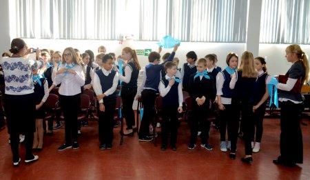 «Посвящение в пятикласники»